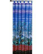 Enchanted Forest Tab Top Curtains