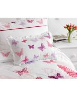 Fly Butterfly Oblong Cushion