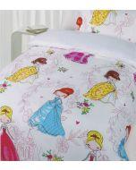 Princess Girls Quilt Cover Set