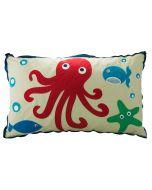 Sea Creature Cushion