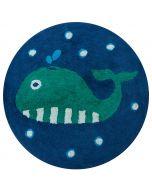 Sea Creature Whale Floor Mat