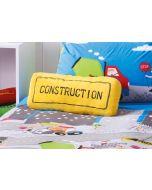 Under Construction Cushion