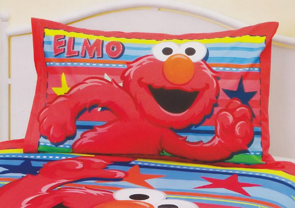 Elmo Pillowcase