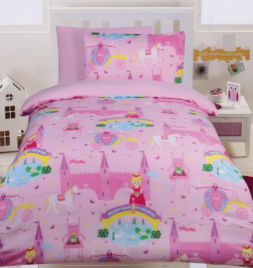 Fairy Tale Quilt Cover Set