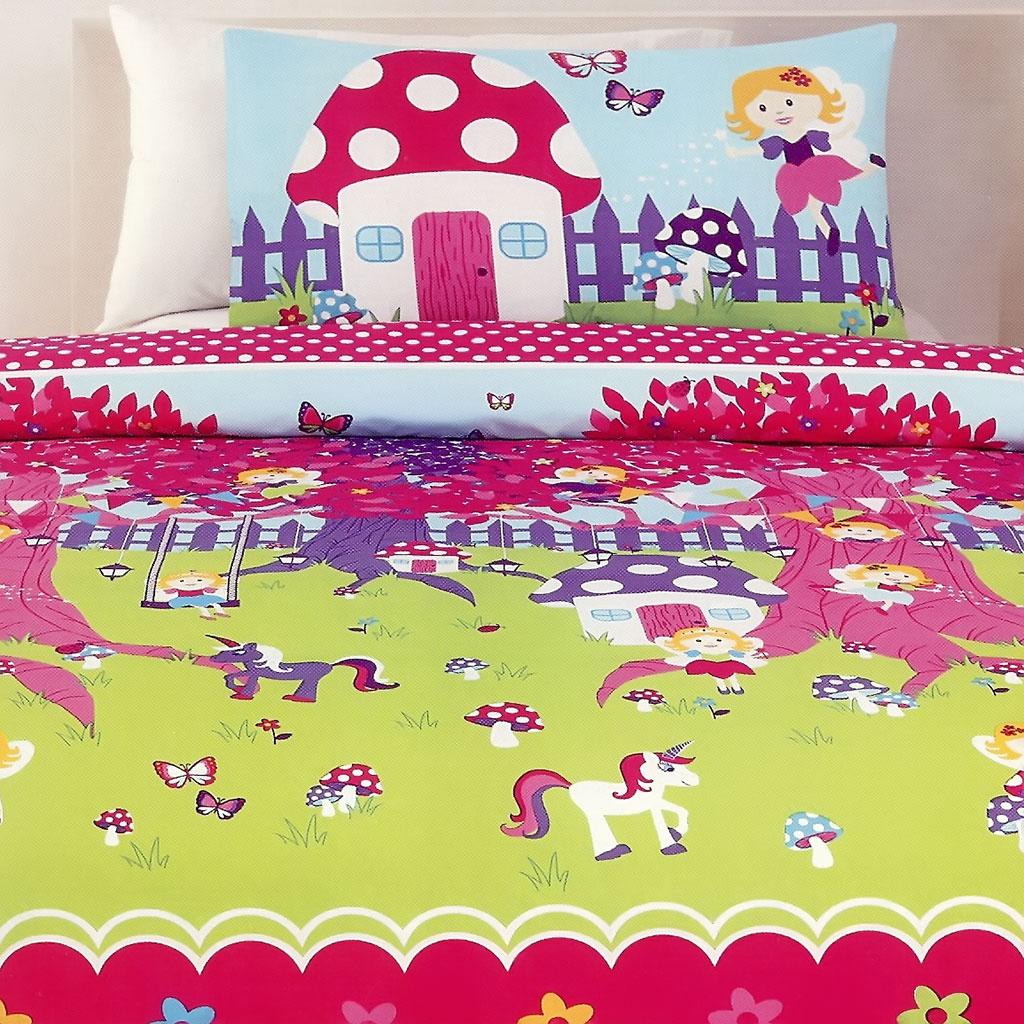 Fairyland Quilt Cover Set