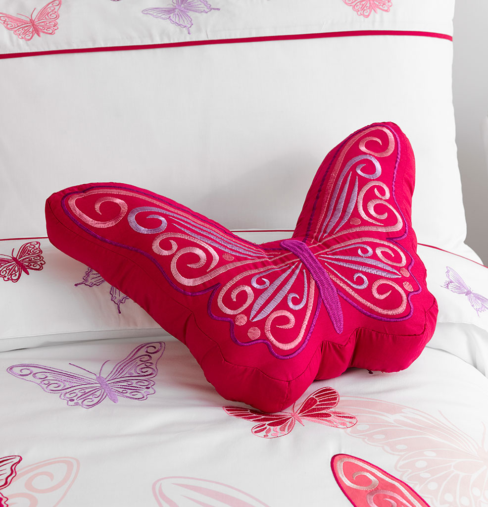Fly Butterfly Cushion