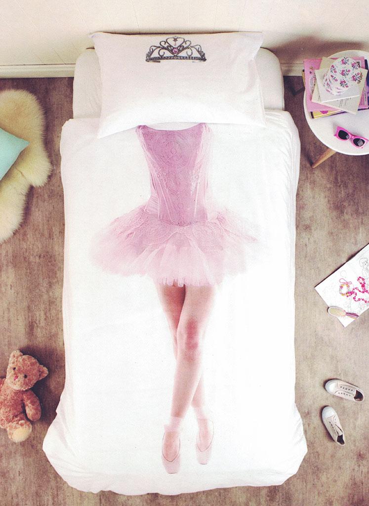 I am Ballerina Quilt Cover Set