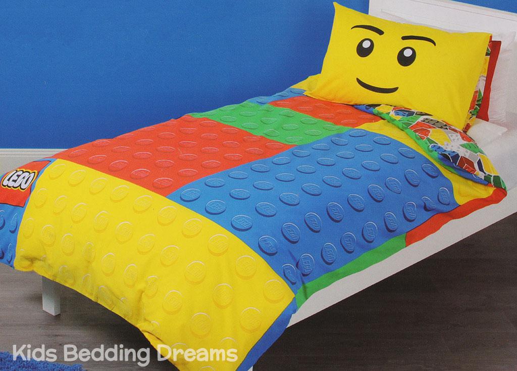 Lego Quilt Cover Set