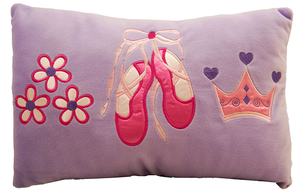 Little Ballerina Cushion
