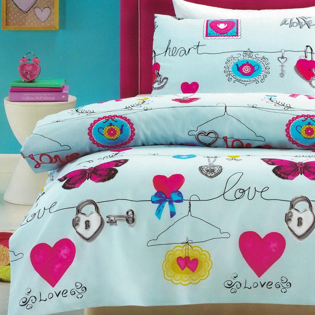 Loveline Quilt Cover Set