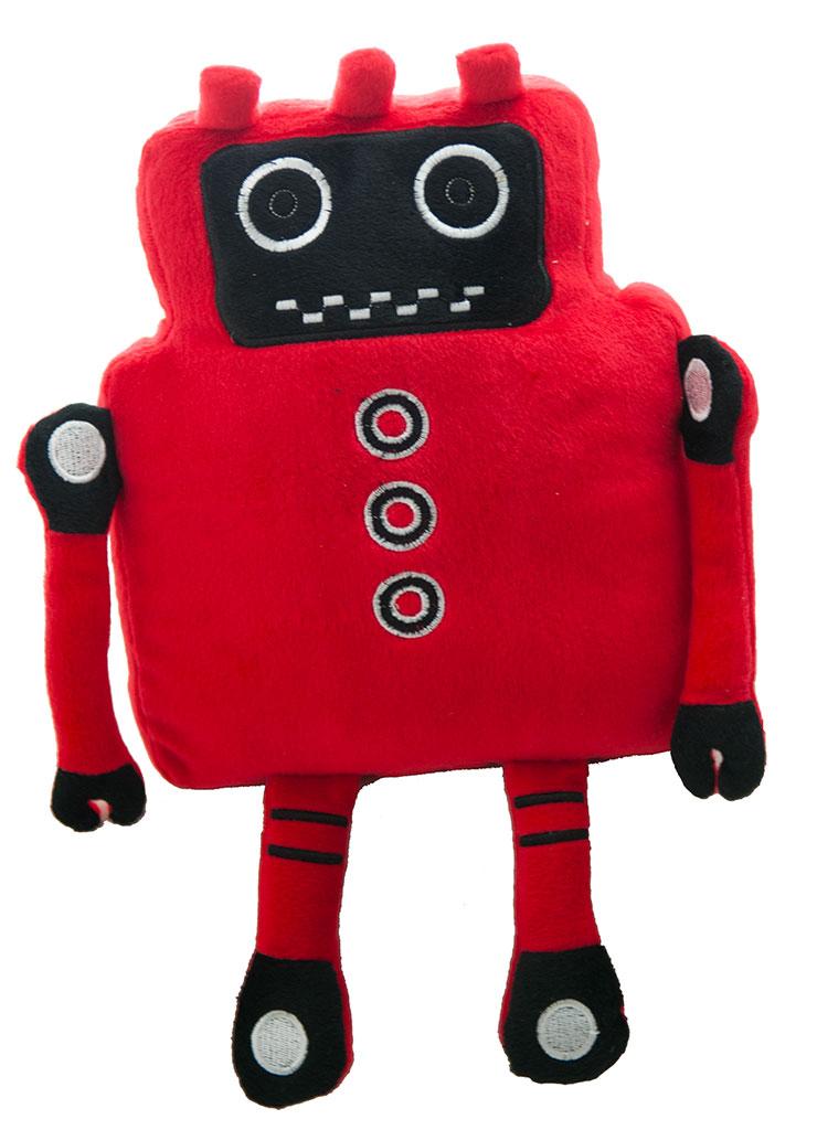Robot Bob Cushion