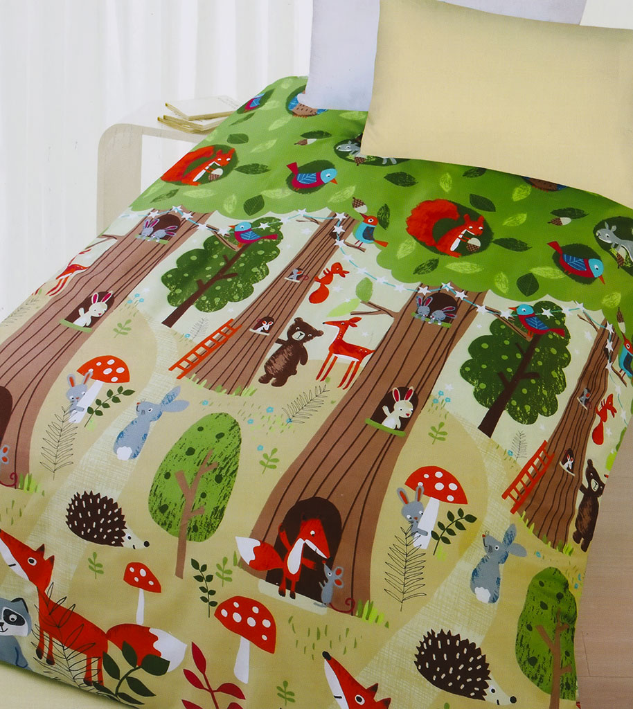 The Big Tree Quilt Cover Set